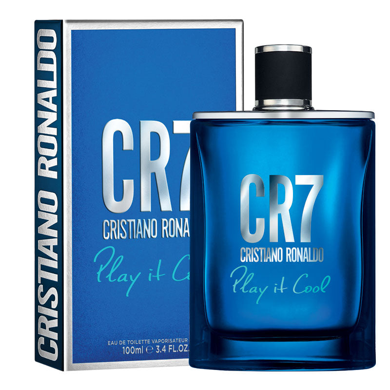 CR7 Cristiano Ronaldo Play it Cool 3.4 oz EDT for men
