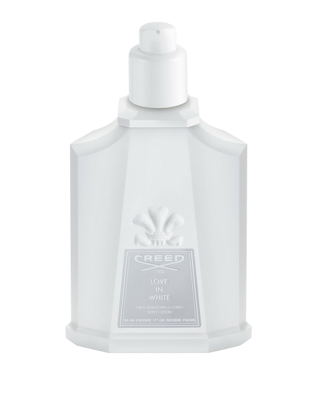 Love In White 6.8 oz Body Lotion