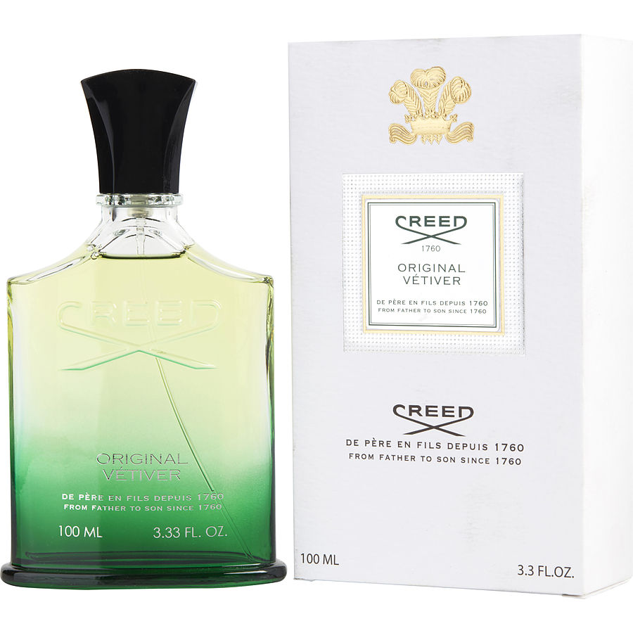 Creed Original Vetiver 3.4 oz EDP for men