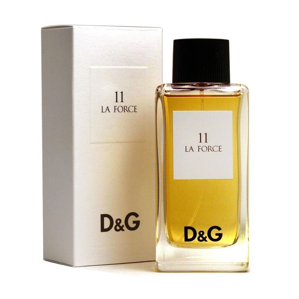 D&G 11 La Force 3.4 oz EDT Unisex