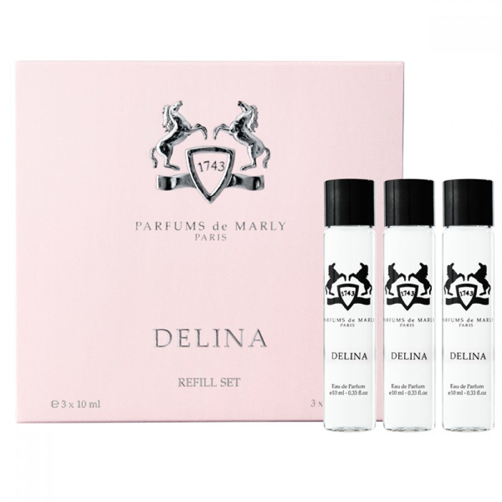 Delina Refill Set 3x0.34 oz for women