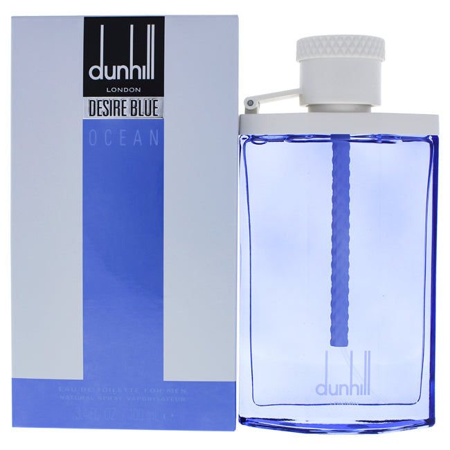 Dunhill Desire Blue Ocean 3.4 oz EDT for men