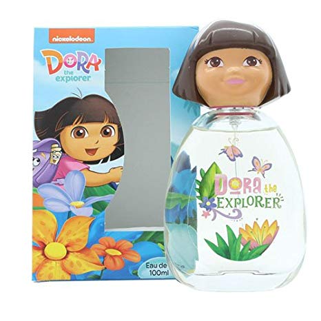Dora The Explorer 3.4 oz EDT for kids