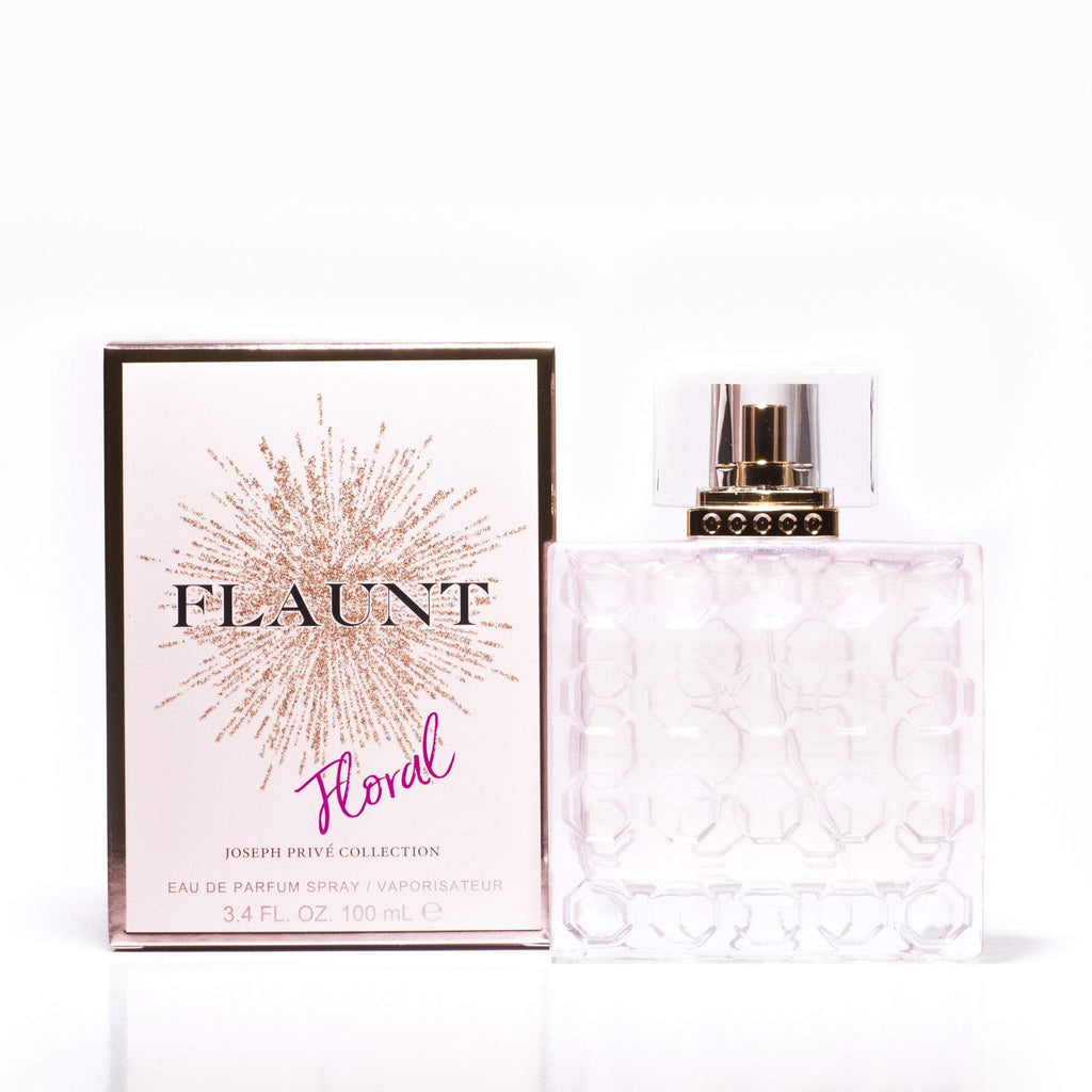 Flaunt Floral 3.4 oz EDP for women