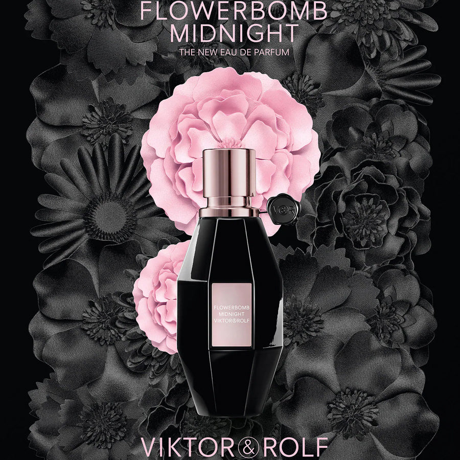 Flowerbomb Midnight 3.4 oz EDP for women