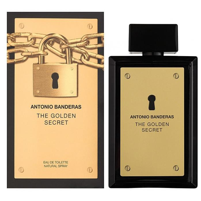 The Golden Secret 3.4 oz EDT for men