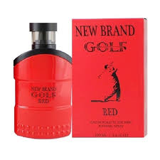Golf Red 3.3 oz EDT for men