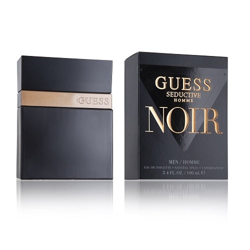 Guess Seductive Homme Noir 3.4 EDT for men