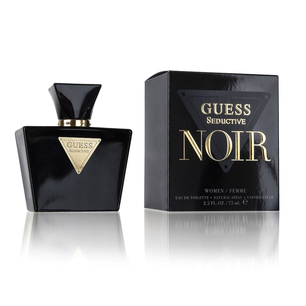 Guess Seductive Noir 2.5 oz EDT for women