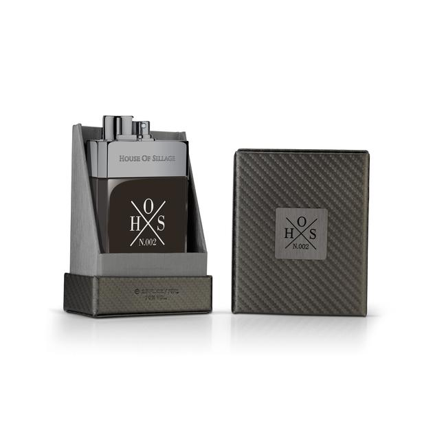 HOS N.002 2.5 oz EDP for men