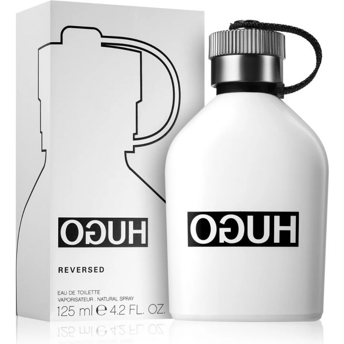 Hugo Reversed 2.5 oz EDT for men