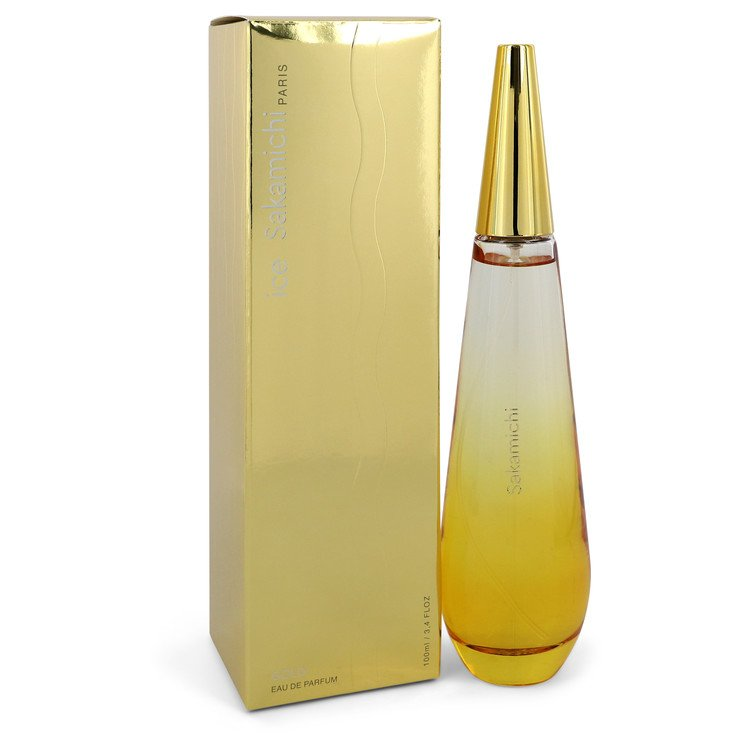 Ice Sakamichi Paris Gold 3.4 oz EDP for women