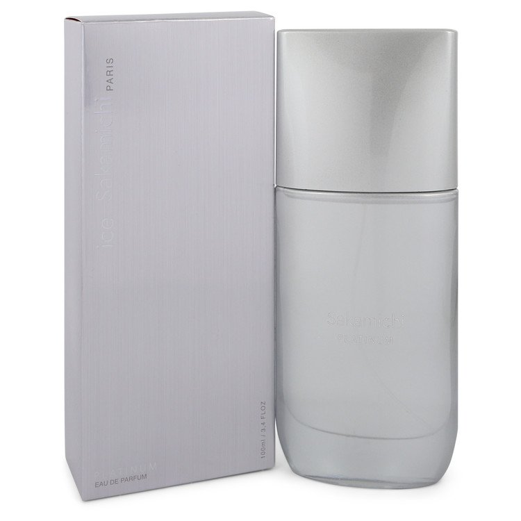 Ice Sakamichi Paris Platinum 3.4 oz EDP for men