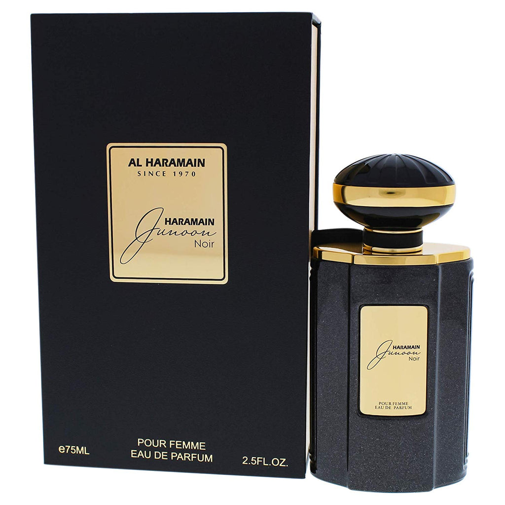 Al Haramain Junnon Noir 2.5 EDP for women
