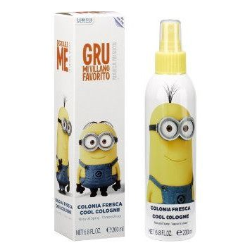 Despicable ME Minion Made 6.8 oz Cologne for kids