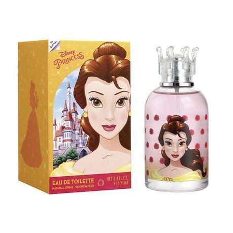 Disney Princess Belle 3.4 oz EDT for Girls