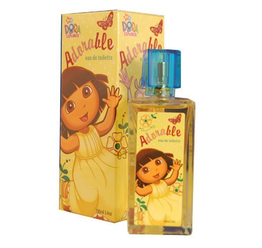 KIDS FRAGRANCES - Dora Adorable 3.4 Oz EDT For Girls