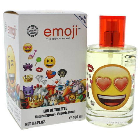 Emoji 3.4 oz EDT for kids