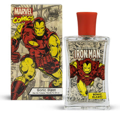 KIDS FRAGRANCES - Iron Man Marvel 2.5 Oz EDT For Kids
