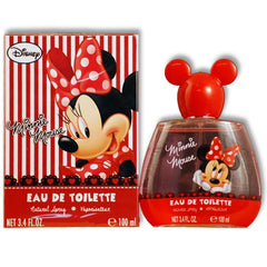 KIDS FRAGRANCES - Mini Mouse 3.4 Oz EDT For Girls