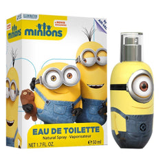 KIDS FRAGRANCES - Minions 3.4 Oz EDT For Kids