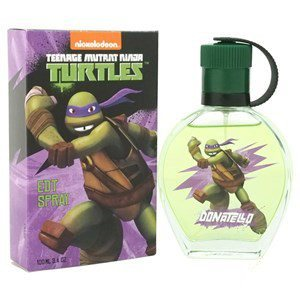 Ninja Turtles Donatello 3.4 oz EDT for Boys