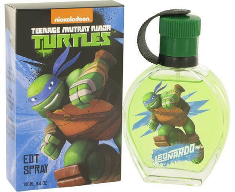 Ninja Turtles Leonardo 3.4 oz EDT for Boys