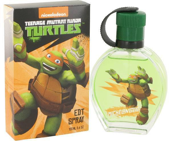 KIDS FRAGRANCES - Ninja Turtles Michelangelo 3.4 Oz EDT For Boys