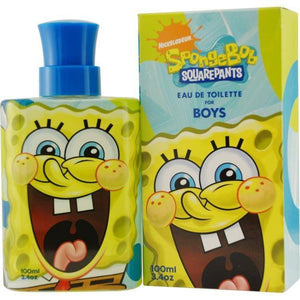 KIDS FRAGRANCES - Spongebob Boy 3.4 Oz EDT For Boys
