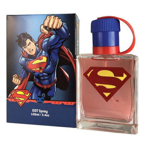 Superman 3.4 oz EDT for boys