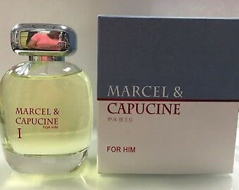 Marel & Capucine I 3.4 oz EDT for men