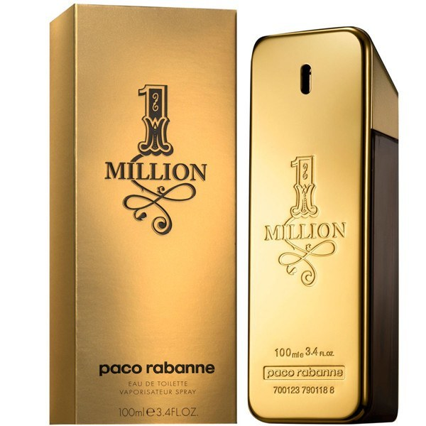 1 Million 3.4 oz for men  PACO RABANNE MENS FRAGRANCES - LaBellePerfumes