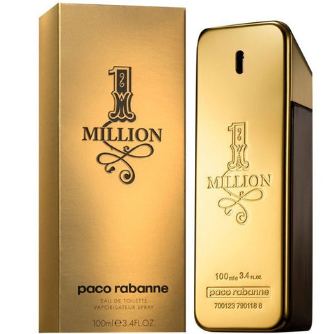1 Million 3.4 oz for men
