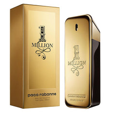 MENS FRAGRANCES - 1 Million 6.7 Oz EDT For Men