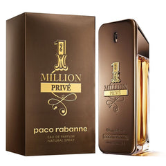 MENS FRAGRANCES - 1 Million Prive 3.4 Oz EDP For Men