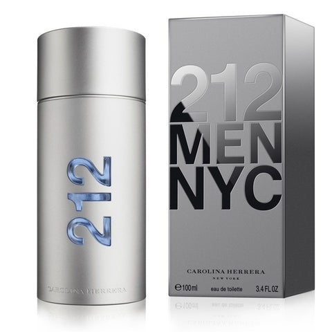 212 3.4 oz EDT for men