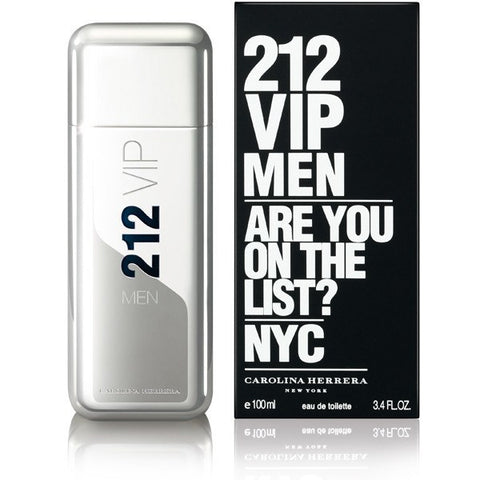 212 VIP 3.4 oz EDT for men