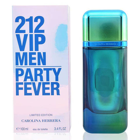 212 VIP Men Party Fever 3.4 oz EDT for men