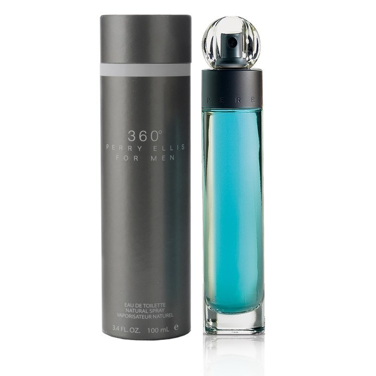 360 3.4 oz EDT for men  PERRY ELLIS MENS FRAGRANCES - LaBellePerfumes