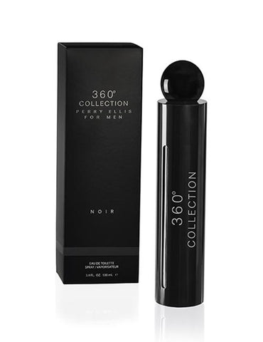 360 Collection Noir 3.4 oz EDT for men