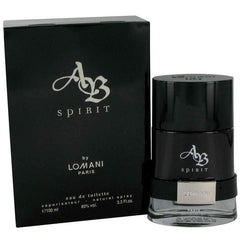 AB Spirit 3.4 oz EDT for men  LOMANI MENS FRAGRANCES - LaBellePerfumes