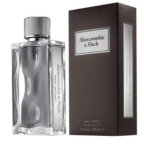 MENS FRAGRANCES - Abercrombie First Instinct 3.4 Oz EDT For Men