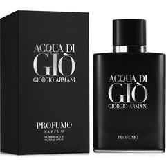 Acqua Di Gio Profumo 2.5 oz EDP for men  ARMANI MENS FRAGRANCES - LaBellePerfumes