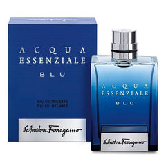 Acqua Essenziale Blu 3.4 EDT for men  SALVATORE FERRAGAMO MENS FRAGRANCES - LaBellePerfumes