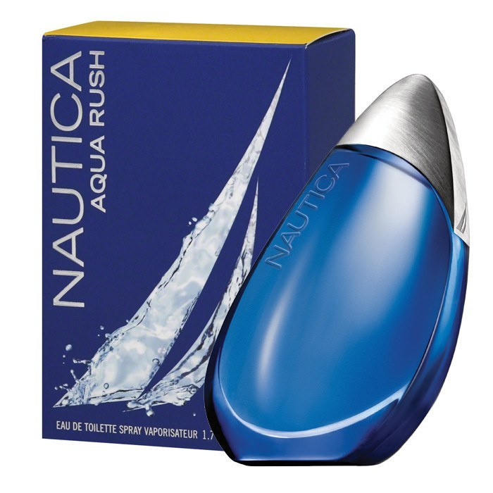 Acqua Rush 3.4 oz EDT for men  NAUTICA MENS FRAGRANCES - LaBellePerfumes