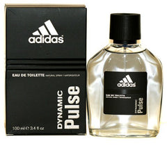 Adidas Dynamic Pulse 3.4 oz EDT for men  ADIDAS MENS FRAGRANCES - LaBellePerfumes