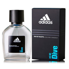 Adidas Ice Dive 3.4 oz EDT for men  ADIDAS MENS FRAGRANCES - LaBellePerfumes