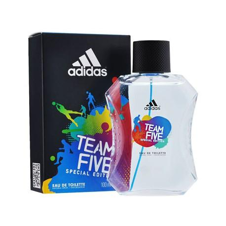 MENS FRAGRANCES - Adidas Team Five Special Edition 3.4 Oz EDT For Men