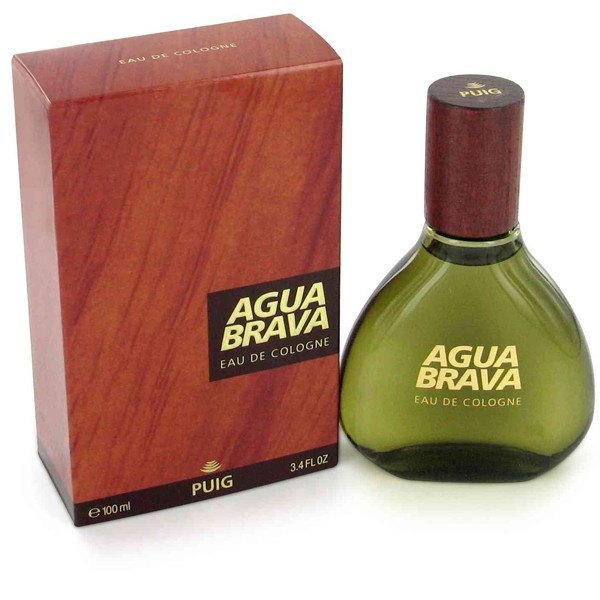 Agua Brava 3.4 oz EDT for men  ANTONIO PUIG MENS FRAGRANCES - LaBellePerfumes