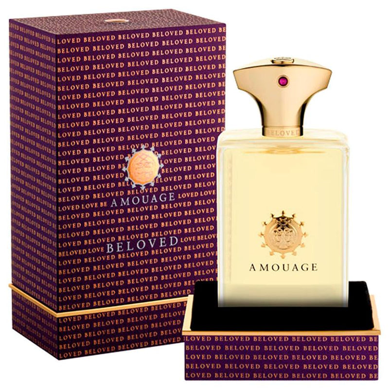 MENS FRAGRANCES - Amouage Beloved 3.4 Oz EDP For Men